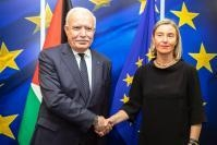 Visit of Riad Malki, Palestinian Minister for Foreign Affairs and Expatriates, to the EC