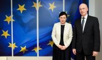 Visit of Klaus Rennert, President of ACA-Europe (Association of the Councils of State and Supreme Administrative Jurisdictions of the EU), to the EC