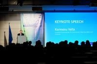 Participation of Jyrki Katainen, Vice-President of the EC and Karmenu Vella, Member of the EC, at the Blue Invest 2018 Conference