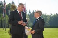 Visit by Karmenu Vella, Member of the EC, to Slovenia