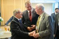 Visit of Karmenu Vella, Member of the EC, to Slovenia
