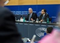 Read-out of the College meeting, European Parliament, Strasbourg