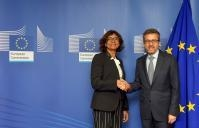 Visit of Maria Helena Semedo, Deputy Director-General of the Food and Agriculture Organization of the United Nations (FAO), to the EC