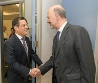 Visit of Mauricio Escanero, Head of the Mission of Mexico to the EU and Ambassador of Mexico to Belgium and Luxembourg, to the EC