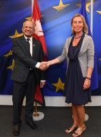 Visit of Pradeep Kumar Gyawali, Nepalese Minister for Foreign Affairs, to the EC