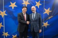 Visit of Jun Wang, Commissioner of the Chinese State Administration of Taxation, to the EC