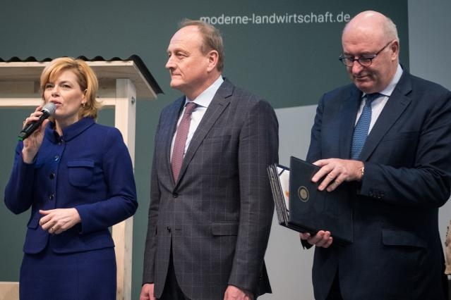Visit of Phil Hogan, Member of the EC to Germany