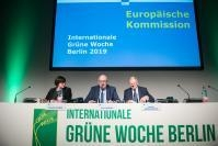 Visit of Phil Hogan, Member of the EC to Germany