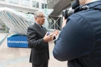 Participation of Karmenu Vella, Member of the EC in charge of Environment, Maritime Affairs and Fisheries, at the Sky launch event of #PassOnPlastic Pledge