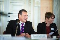 Visit by Maros Sefcovic, Vice-President of the EC, and Carlos Moedas, Member of the EC, to Sweden