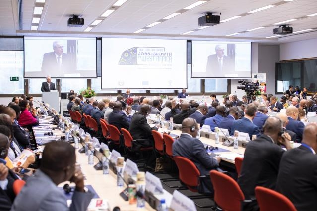 High level conference on job creation, growth and competitiveness in West Africa
