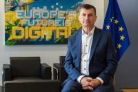 Andrus Ansip, vice-président de la CE