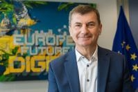 Andrus Ansip, Vice-President of the EC