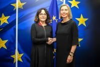 Visit of Dubravka Šimonović, UN Special Rapporteur on Violence against Women, to the EC