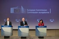 Press conference on the EU's response to Antisemitism and the new survey of the Fundamental Rights Agency