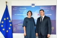 Visit of László Palkovics, Hungarian Minister for Innovation and Technology, to the EC