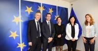 Visit of Representatives of Airbnb to the EC