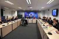Visit of German ministers delegation to the Emergency Response Coordination Centre (ERCC)