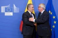 Visit of Iván Duque Márquez, President of Colombia, to the EC