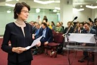 Participation of Marianne Thyssen, Member of the EC, at the 'Breakfast Discussion European Pillar of Social Rights (1 Year)'