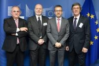 Visit of a delegation representing the European Technology Platform Manufuture, to the EC