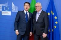 Visit of Giuseppe Conte, Italian Prime Minister, to the EC