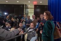 Visit by Cecilia Malmström, Member of the EC, to USA