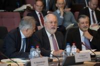 Participation de Miguel Arias Cañete, membre de la CE, à l'événement de lancement du rapport IRENA