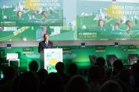 Participation of Karmenu Vella, Member of the EC, at the opening event of the #EUGreenWeek 2018