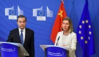 Participation of Federica Mogherini, Vice-President of the EC, at EU-China High Level Strategic Dialogue Plenary