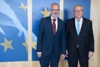 Visit of Werner Hoyer, President of the European Investment Bank (EIB), to the EC