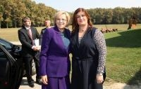 Visit by Corina Creţu, Member of the EC, to Croatia