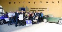 Günther Oettinger, Member of the EC, welcomes the 'Wheels for Europe' Initiative
