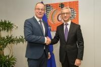 Visit of Jernej Pikalo, Slovenian Minister for Education, Science and Sport, to the EC