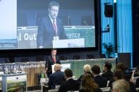 Participation of Phil Hogan, Member of the EC, at the 2018 EU Agricultural Outlook conference