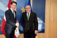 Visit of Sebastian Kurz, Austrian Federal Chancellor, to the EC