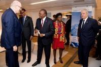 Président Jean-Claude Juncker au High Level Forum for Africa à Vienne