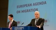 Press conference by Jyrki Katainen, Vice President of the EC, and Dimitris Avramopoulos, Member of the EC, on the conclusions of the weekly Commission meeting