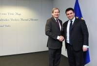 Visit of Pavlo Klimkin, Ukrainian Minister for Foreign Affairs, to the EC