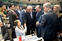Participation of Jean-Claude Juncker, President of the EC, at the Civil society for rEUnaissance EESC event