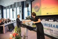 Participation of Phil Hogan and Carlos Moedas, Members of the EC, at the AgriResearch Conference