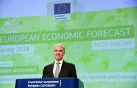 Press conference of Pierre Moscovici, Member of the EC