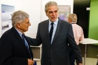 Visite de Christos Stylianides, membre de la CE en Chypre