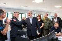 Visit of Christos Stylianides, Member of the EC, to Croatia