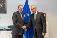 Visit of Nasser Kamel, Designated Secretary General of the Union for the Mediterranean, to the EC