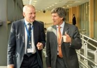 Visit of Marcelo Cima, Head of the Mission of Argentina to the EU, to the EC