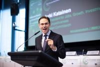 Participation of Jyrki Katainen, Vice-President of the EC, and Elżbieta Bieńkowska, Member of the EC at the EU Circular Businesses Conference: Sustainable Products in a Circular Economy