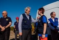 Visit of Christos Stylianides, Member of the EC in charge of Humanitarian Aid and Crisis Management to Romania