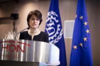 Participation de Marianne Thyssen, membre de la CE, à une conférence sur les travailleurs domestiques et la sécurité et la santé au travail