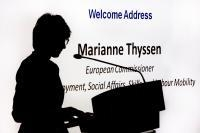 Participation of Marianne Thyssen, Member of the EC, at the Conference on domestic workers and occupational safety and health